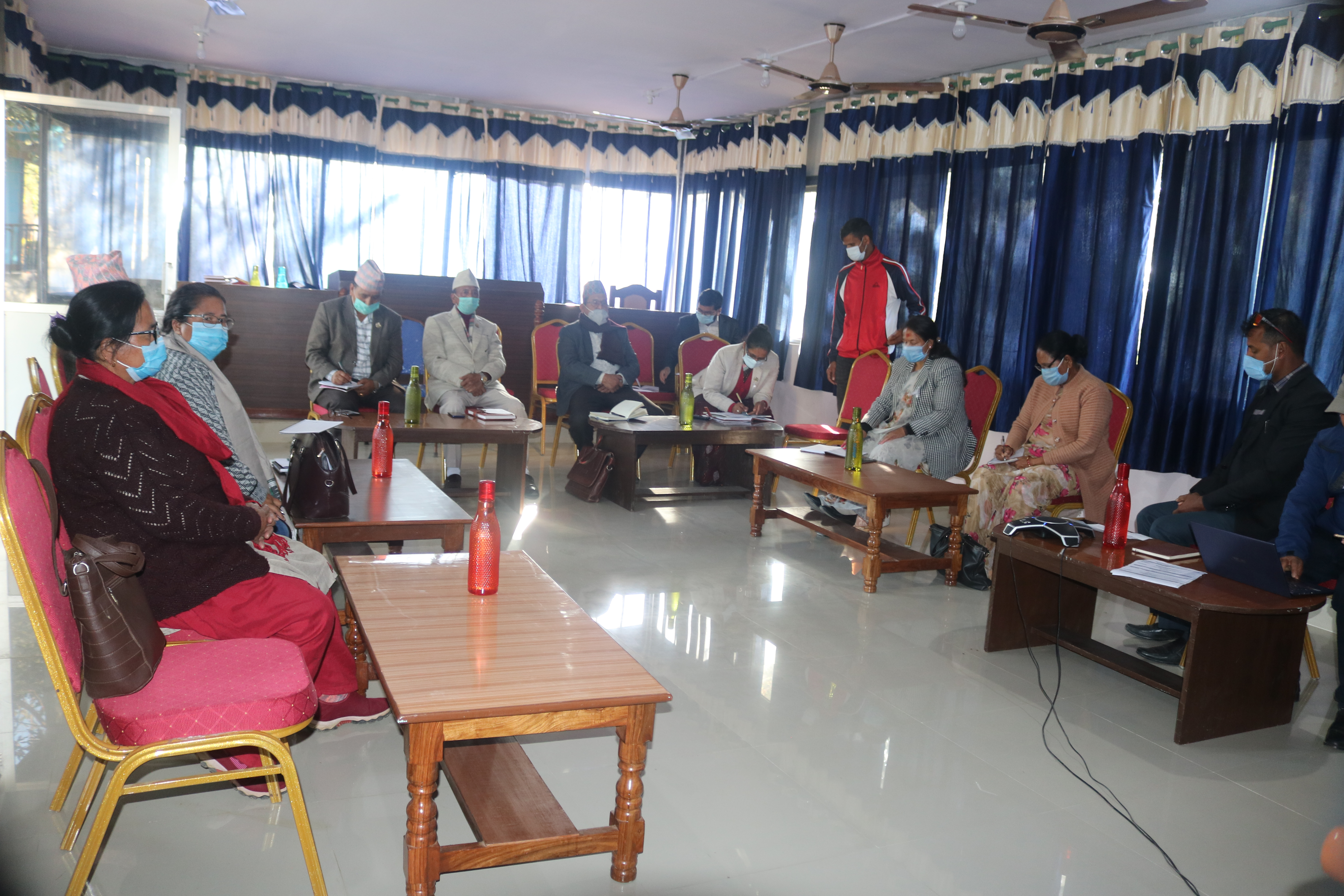 Thematic Committees of Karnali Provincial Assembly are Agreed to Co-work